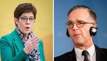 Viele deutsche Politiker sind von dem Vergeltungsangriff auf US-Truppen schockiert