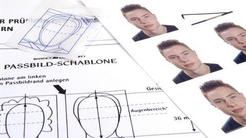 Passfotos Amt