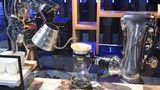 Roboter Kaffee