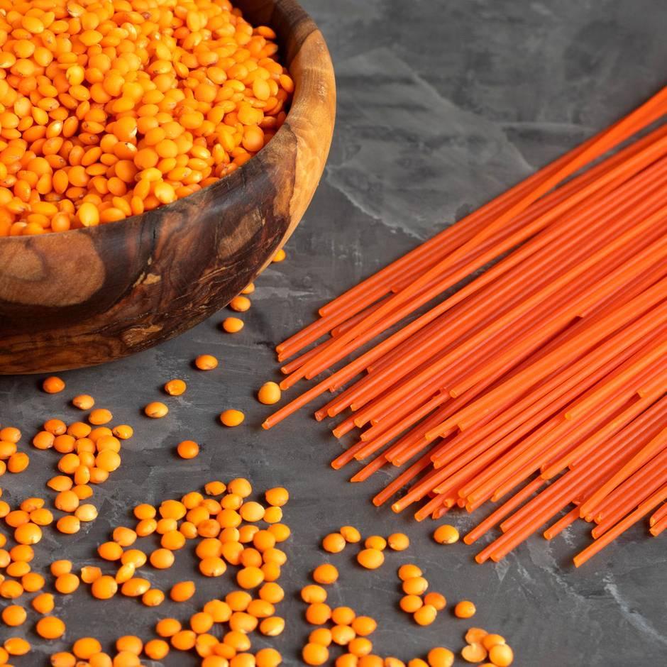 Pasta aus Hülsenfrüchten: Nudeln ohne Kohlenhydrate – geht das überhaupt? Natürlich nicht (ganz)