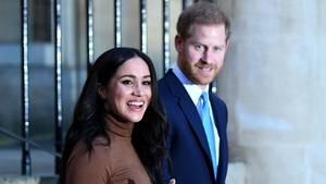 Prinz Harry und Meghan wollen keine wichtige Rolle mehr im Königshaus