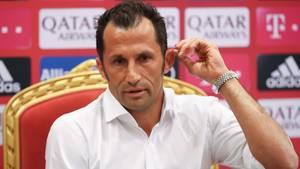 Hasan Salihamidzic hatte in Doha viele Fragen zum Nübel-Transfer und den Forderungen von Hansi Flick zu beantworten