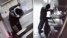 """Mann bricht in """"Taco Bell""""-Filiale ein und macht sich einen Snack."""
