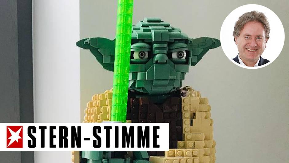 Lego-Yoda