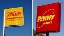 Netto und Penny in Deutschland