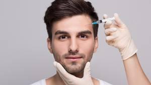 Botox und andere Antifalten-Behandlungen sind besonders beliebt (Symbolbild)