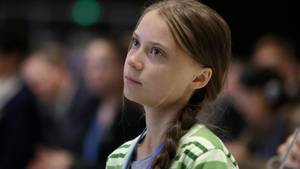 Greta Thunberg appelliert an Siemens