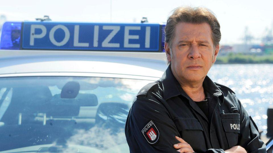 Jan Fedder alias Dirk Matthies im Großstadtrevier