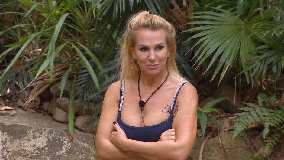 Dschungelcamp 2020 Claudia Norberg spricht über Michael Wendler