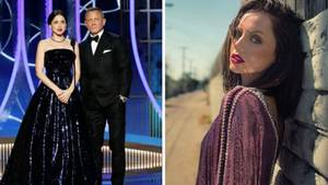 Ana de Armas spielt an Daniel Craigs Seite das neue Bondgirl