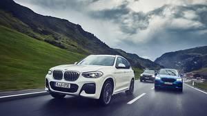 BMW X Modelle PHEV