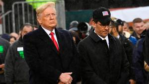 Donald Trump Mark Esper