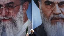 Hassan Ruhani,Irans Präsident