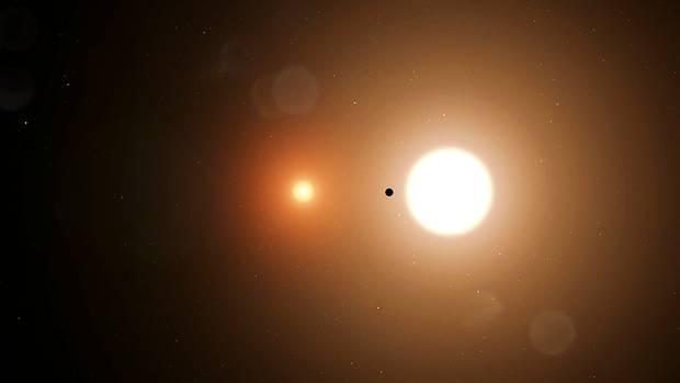 Planet TOI 1338b