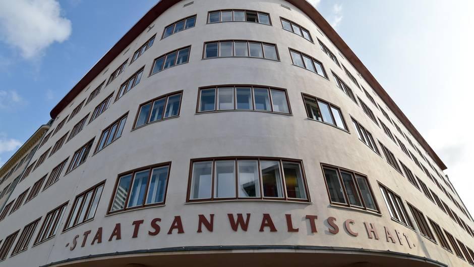 Gebäude der Staatsanwaltschaft Frankfurt (Oder)