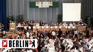 Seit ihrem Gründungskongress in Karlsruhe 1980 haben es die Grünen weit gebracht