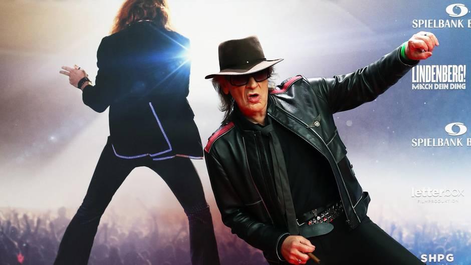 """""""Udo Lindenberg! Mach Dein Ding"""" kommt am 16. Januar ins Kino."""