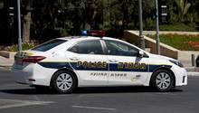 Die Polizei in Jerusalem nahm den Verdächtigen fest