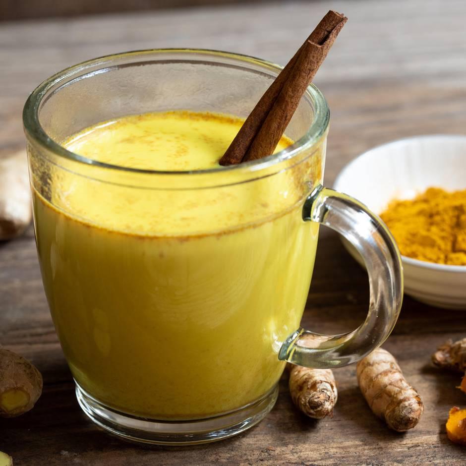 Rezept aus Fernost: Golden Milk: gesunder Drink mit jahrhundertealter Tradition