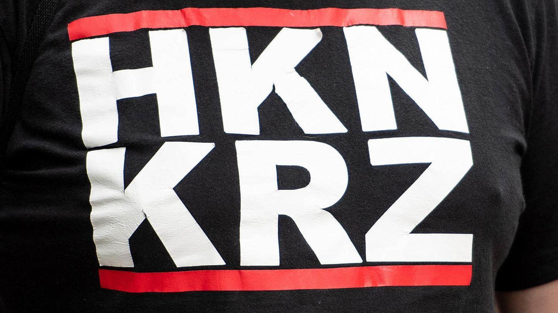 Hakenkreuz Tshirt Demo