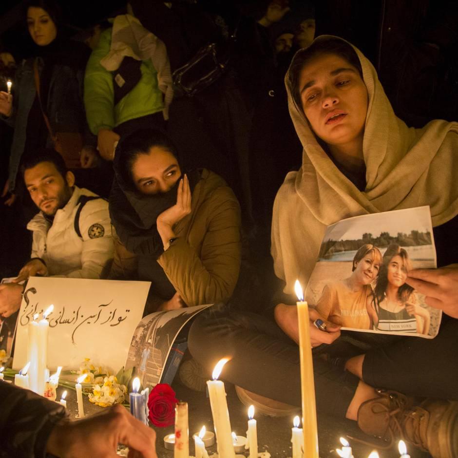 """""""Umfangreiche Ermittlungen"""": Offenbar gab es im Iran nun erste Festnahmen im Zusammenhang mit dem Flugzeugabschuss"""