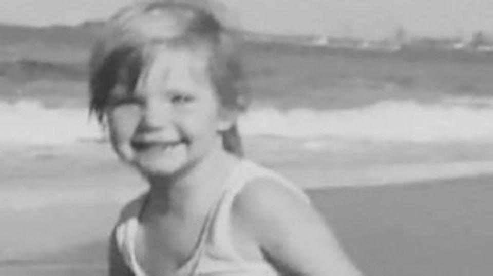 Cheryl Grimmer verschwand im Alter von drei Jahren