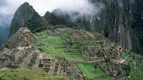 Peru - Machu Piccu - Exkremente Touristen