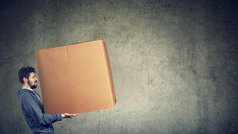 Bei vielen Online-Einkäufen ist vor allem Luft im Paket
