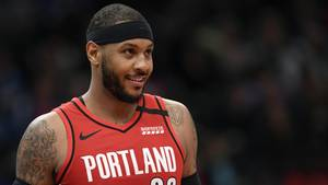 NBA-Profi Carmelo Anthony