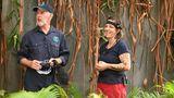 Dschungelcamp: Dr. Bob und Daniela Büchner