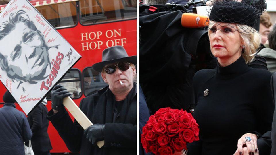 Jan Fedder Trauerfeier: Der Schauspieler war im Alter von 64 Jahren gestorben