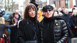 Scorpions-Sänger Klaus Meine und seine Frau Gabi