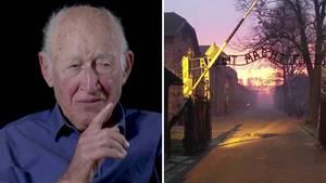 Der Holocaustüberlebende Daniel Hanoch