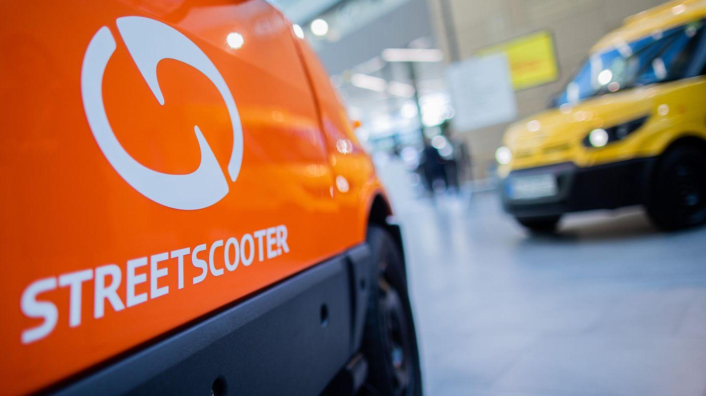 Streetscooter Amazon Deutsche Post