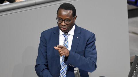 Karamba Diaby, Bundestagsabgeordneter der SPD