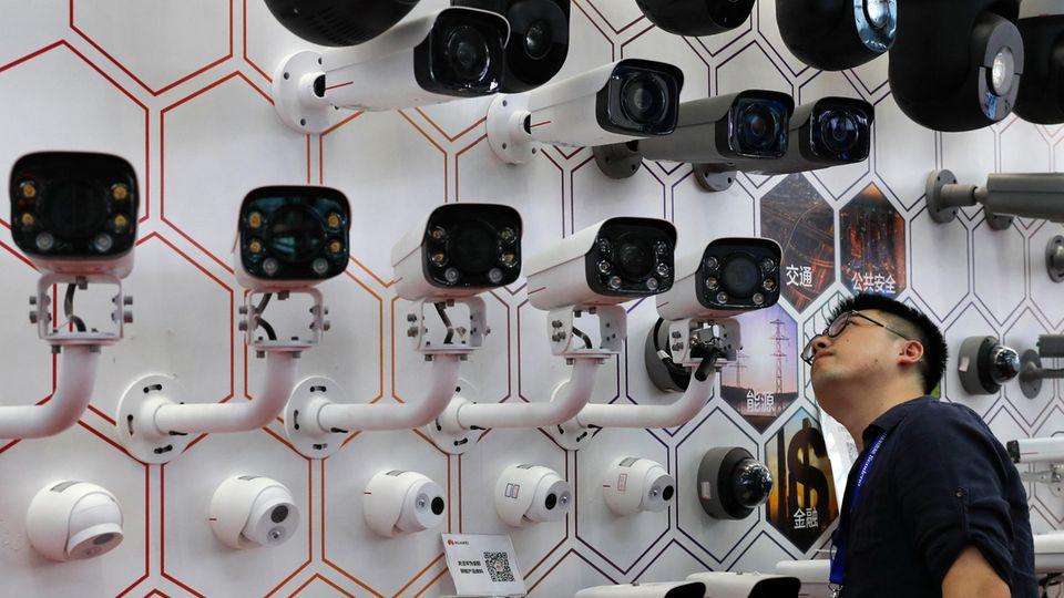 China Überwachung Human Rights Watch