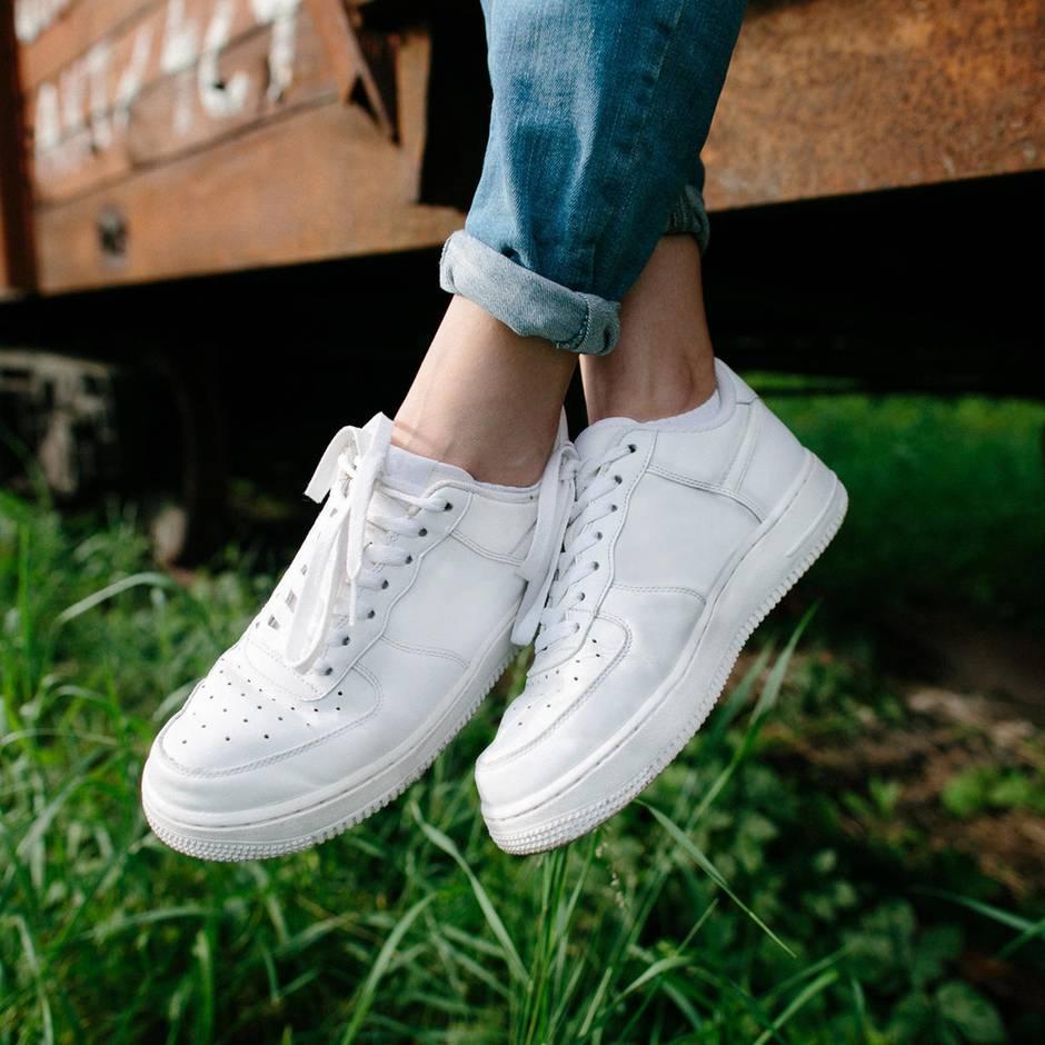 Schuhtrends: Vegane Sneaker: Diese Schuhe kommen ohne Leder aus – und sind trotzdem modern
