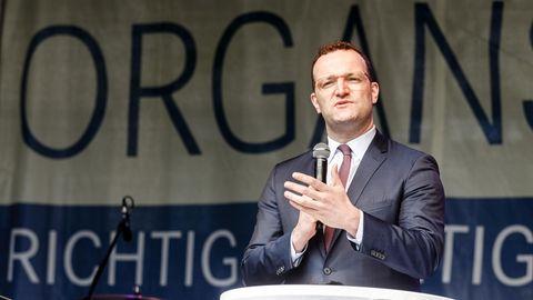 """Will mit der """"Widerspruchslösung"""" den Bestand der Spenderorgane spürbar erhöhen: Bundesgesundheitsminister Jens Spahn (CDU)."""