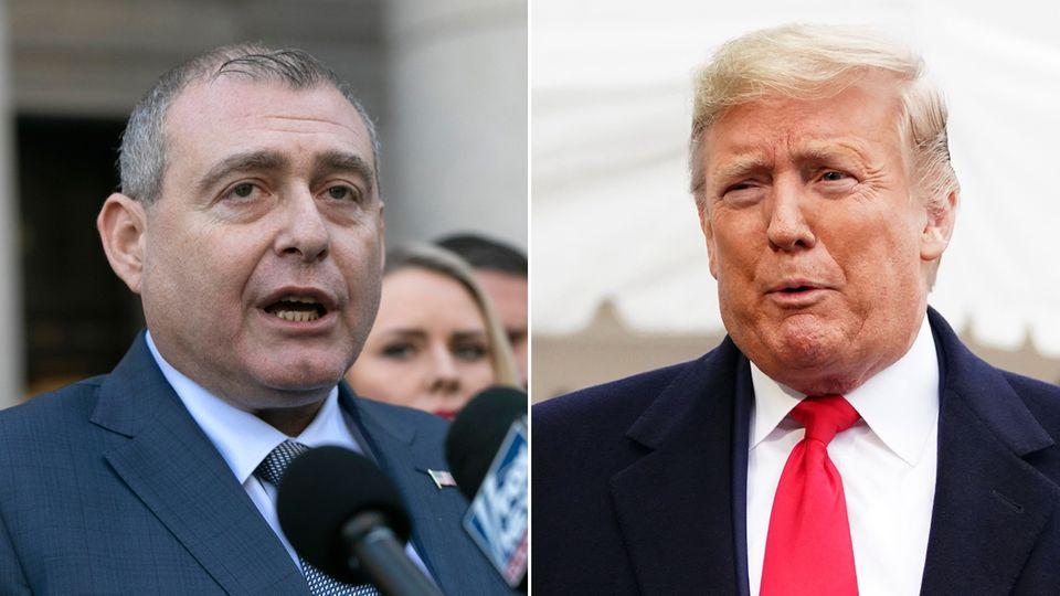 """Ukraine-Affäre: """"Trump wusste genau, was ablief"""": Dieser Zeuge könnte dem US-Präsidenten gefährlich werden"""