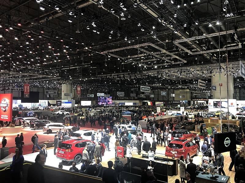 Genfer Salon 2019