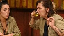 Dschungelcamp: Elena Miras und Danni Büchner