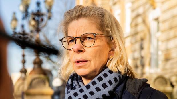 Ina Franck, Anwältin von Ex-IS-Anhängerin Elina Frizler