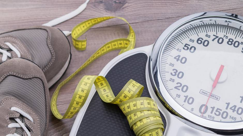 Joggen eignet sich ideal zum Abnehmen