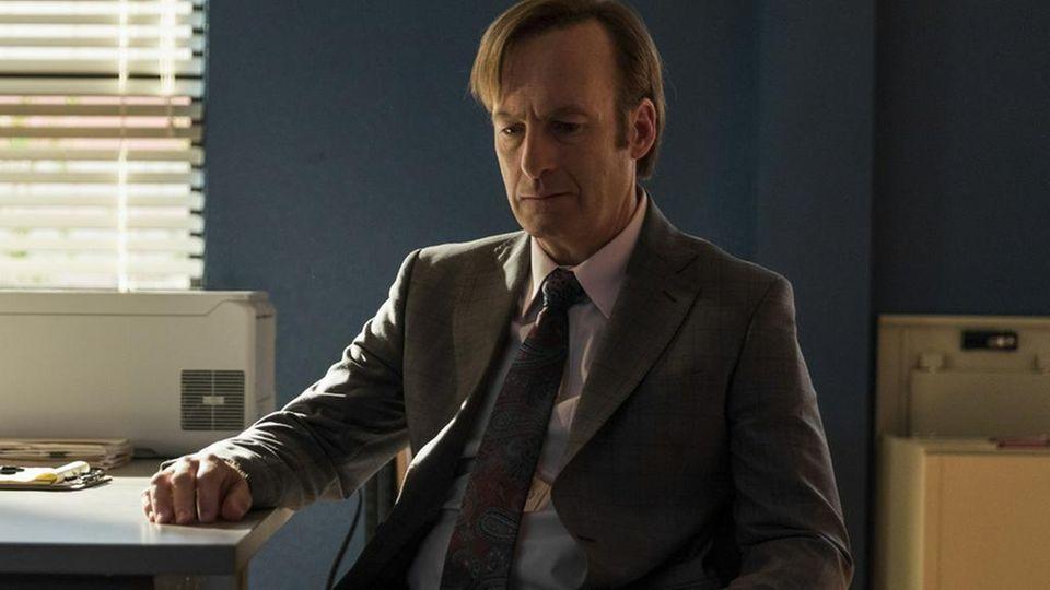 "Bob Odenkirk in ""Better Call Saul"""