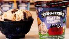 Netflix Ben&Jerry's Eis