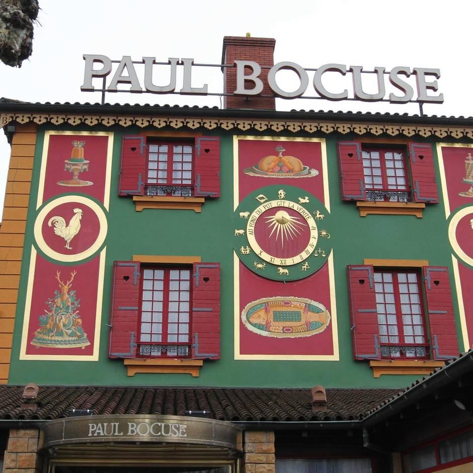 """Erstmals seit 1965: Restaurant von """"Jahrhundertkoch"""" Paul Bocuse verliert dritten Michelin-Stern"""