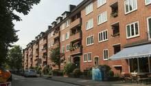 Wohnen in Hamburg ist teuer. Allerdings: Zwischen 2014 und 2018 stiegen die Löhne hier stärker als die Mieten, rechnet das Institut der deutschen Wirtschaft vor
