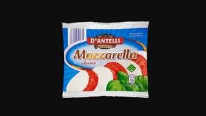 Rückruf Mozzarella