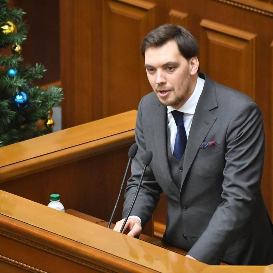 News von heute: Präsident der Ukraine lehnt Rücktritt von Regierungschef Gontscharuk ab