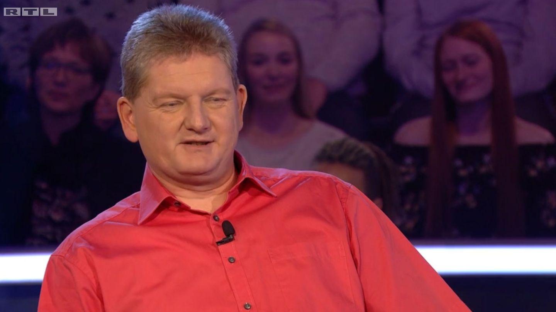 """Wer wird Millionär""-Kandidat Joachim Lauterbach"